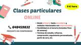 IMPARTO CLASES PARTICULARES ONLINE - foto