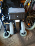 Motor electrico para silla ruedas - foto