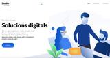 Estudi digital- web, app, ecommerce... - foto