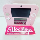 Consola Nintendo 2ds rosa - foto
