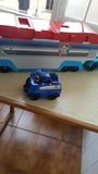 patrulla bus. - foto