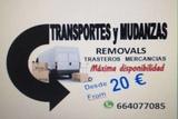transportes y mudanzas - foto
