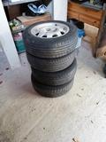 Neumáticos Peugeot partner - foto
