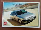 Manual instrucciones Citroen Xsara - foto
