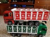 camiones de toros de juguete - foto
