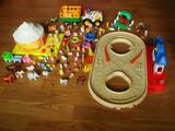 Lote juguetes Pin y Pon, Fisher Price .. - foto