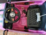 coche mini batería y mando a distancia  - foto
