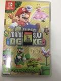 Super Mario Bros U Deluxe (Cambio) - foto