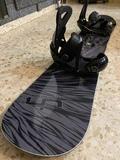 TABLA SNOWBOARD LIB SKATE BANANA - foto
