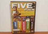 Five pack PC - foto
