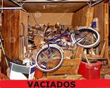 ¡¡TRASTEROS, CASAS, NAVES VACIAMOS - foto
