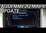 Actualizacion navegador mmi 2g 2021 - foto