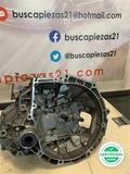 Caja de cambios Peugeot Bipper 20CQ70 - foto