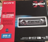 Autorradio CDX Sony GT 200S NUEVO - foto