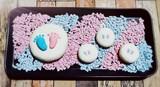 Galletas para baby shower  - foto
