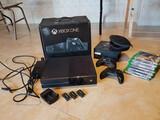 XBOX ONE ELITE 1TB +MANDO +CARGADOR +JU  - foto