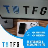 - TFG - TFM - TESIS - [A MEDIDA] - - foto