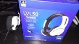 cascos LVL50 ps5/ps4 - foto