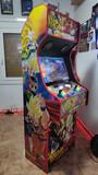 Dragon Ball Z Maquina Recreativa Arcade - foto