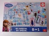 Juego Set especial 8 en 1 de Frozen - foto