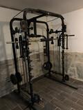 Máquina gym  - foto