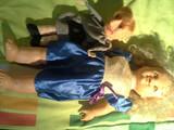 muñeca maricarmen y doña rogelia años 80 - foto