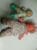 muñecas sin marca de fabrica de año 90 - foto
