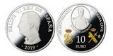Moneda 175 aniversario Guardia Civil - foto