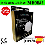 Mascarillas ffp2 Fabricadas en España - foto