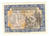 A13-UNA PESETA B.E. MADRID 1-6-1940 - foto