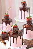 Mini tartas para regalar en San Valentín - foto