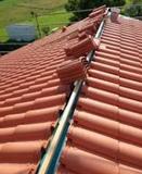 tejados y fachadas en villafruela - foto