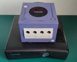 Lote Consolas Gamecube + Xbox 360 + PS3 - foto