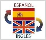 TRADUCCIONES INGLES ESPAÑOL - foto