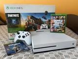 Consola Xbox One S +Fornite pack  + GTA5 - foto