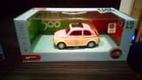 Maqueta Fiat 500 escala 1/24 - foto