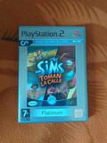 Vendo juego de los sims para PlayStation - foto