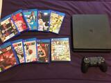 Play Station 4 + 10 juegos - foto