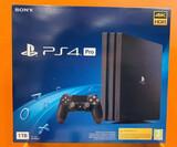 PlayStation 4 Pro + 1 mando + 6 Juegos - foto