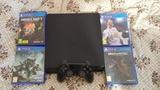 PS4 Slim Con 4 juegos - foto