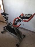 Bicicleta de spinning kettler racer - foto
