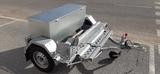 Remolque moto transversal - foto