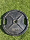 Discos 20kg - foto