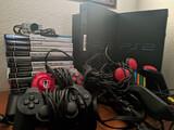 2 ps2 + accesorios + pack de juegos - foto