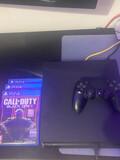 PS4+7juegos+mando+cascos - foto