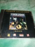 """Juego pc commandos \""""behin enemy lines\"""" - foto"""