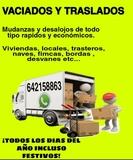 VACIADOS DE TODO TIPO - foto