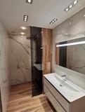 mamparas baños completo lavabos - foto