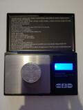 Monedas de plata - foto