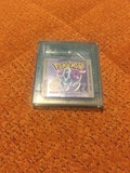 juego pokemon cristal para game boy - foto